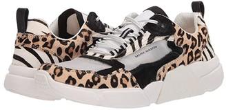 Mark Nason Block (Cheetah) Women's Lace up casual Shoes
