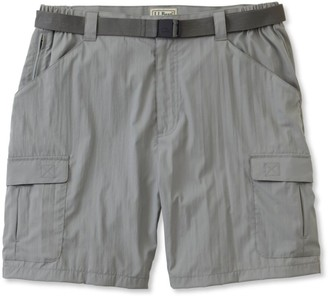 "L.L. Bean L.L.Bean Men's Tropicwear Cargo Shorts, 7"" Inseam"