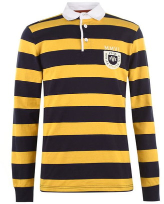 Howick Mint Rugby Shirt
