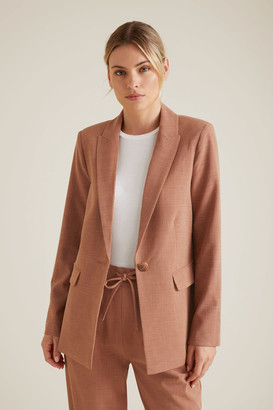 Seed Heritage Relaxed Blazer
