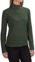 Neon Buddha Turtleneck - Stretch Cotton, Long Sleeve (For Women)