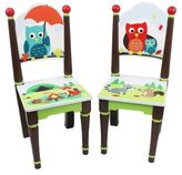 Teamson Fantasy Fields Enchanted Woodland Chairs (Set of 2)