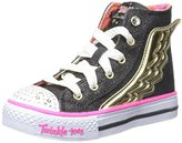 Skechers Twinkle Toe Heart and Sole Light Up Sneaker (Little Kid/Big Kid)
