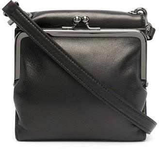 Discord Yohji Yamamoto Calf Leather Crossbody Bag