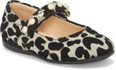 Sole Play Leopard Spot Mary Jane Flat