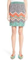 Missoni Women's Zigzag Miniskirt