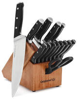 Calphalon Classic SharpIN 15 Piece Self-Sharpening Knife Set