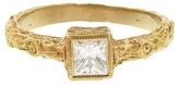 Cathy Waterman Princess Branch Ring Band