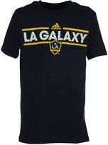 adidas Boys' LA Galaxy Dassler T-Shirt