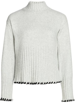 Design History Whipstitch Sweater