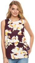 Juicy Couture Women's Double-Layer Tank