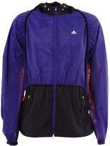 adidas hooded sports jacket - men - Polyamide/Polyurethane - S