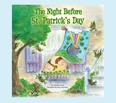Pottery Barn Kids The Night Before St. Patrick's Day Shamrock Stickers