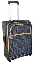 """Lotta Jansdotter 21"""" Spinner Carry On Luggage - Anni Grey"""