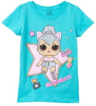 Freeze L.O.L Surprise! Glitterati T-Shirt (Little Girls)