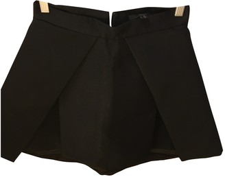 Aq/Aq Aqaq Black Skirt for Women