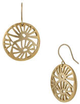Kenneth Cole New York Round Filigree Drop Earring