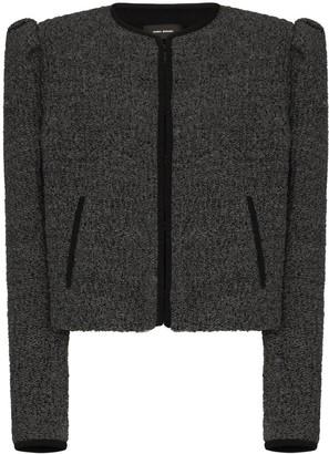Isabel Marant Zingy puff-sleeve jacket