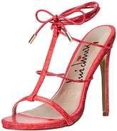 Luichiny Women's Her Story dress Sandal