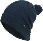 Trespass Mens Karev Knitted Slouch Winter Hat