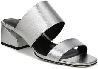 Via Spiga Philipa Metallic Leather Sandal