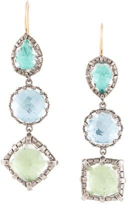 Larkspur & Hawk Long Drop Earrings