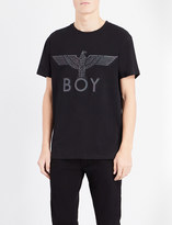 Boy London Boy eagle cotton-jersey t-shirt