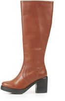 Caprice Block Heel Hi-leg Boot