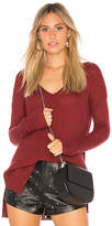 Soft Joie Khari Sweater in Burgundy. - size L (also in M,S,XS)