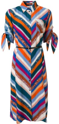Altuzarra Printed Shirt Dress