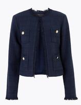 Marks and Spencer Tweed Short Jacket