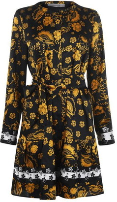 Marella Drape Shift Dress