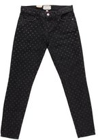 Current/Elliott Printed Skinny Leg Jeans