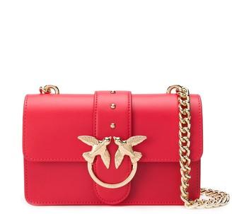 Pinko Soft Simply Mini Love cross body bag