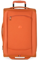 "Delsey CLOSEOUT! 70% off Hyperlite 2.0 20"" Expandable Carry-on Rolling Suitcase in Orange, Created for Macy's"
