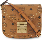 MCM Patricia Visetos coated canvas cross-body bag