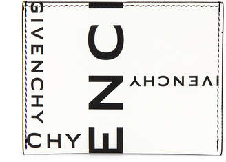 Givenchy Wallet in Black & White | FWRD