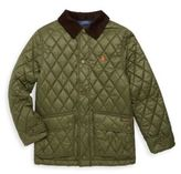 Ralph Lauren Toddler's, Little Boy's & Boy's Quilted Barn Jacket