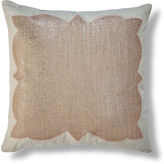 The Piper Collection Ashley 22x22 Linen Pillow, Flax