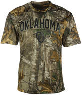 Colosseum Men's Oklahoma Sooners Realtree Brow Tine T-Shirt