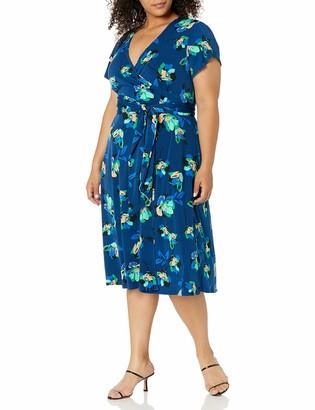 Donna Morgan Women's Plus Size ST7353W