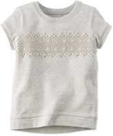Carter's Lace-Detail Top, Toddler Girls (2T-5T)