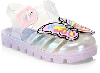 Sophia Webster Baby Girl's & Little Girl's Unicorn Jelly Sandals