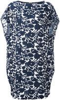 I'M Isola Marras floral print dress - women - Polyester/Spandex/Elastane/Acetate/Viscose - 44