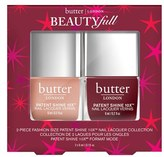 Butter London Beautyfull Nail Laquer Duo - No Color