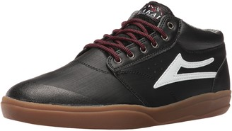 Lakai Men's Griffin mid XLK Skateboarding Shoe