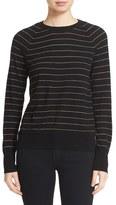 Equipment 'Sloane' Stripe Wool Blend Crewneck Sweater