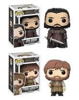 POP! Figure 2pk - Jon Snow & Tyrion