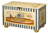The Well Appointed House Hand Painted Circus World Toy Box