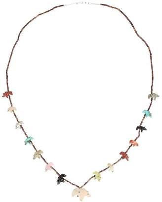 Jessie Western Beaded Animal Necklace